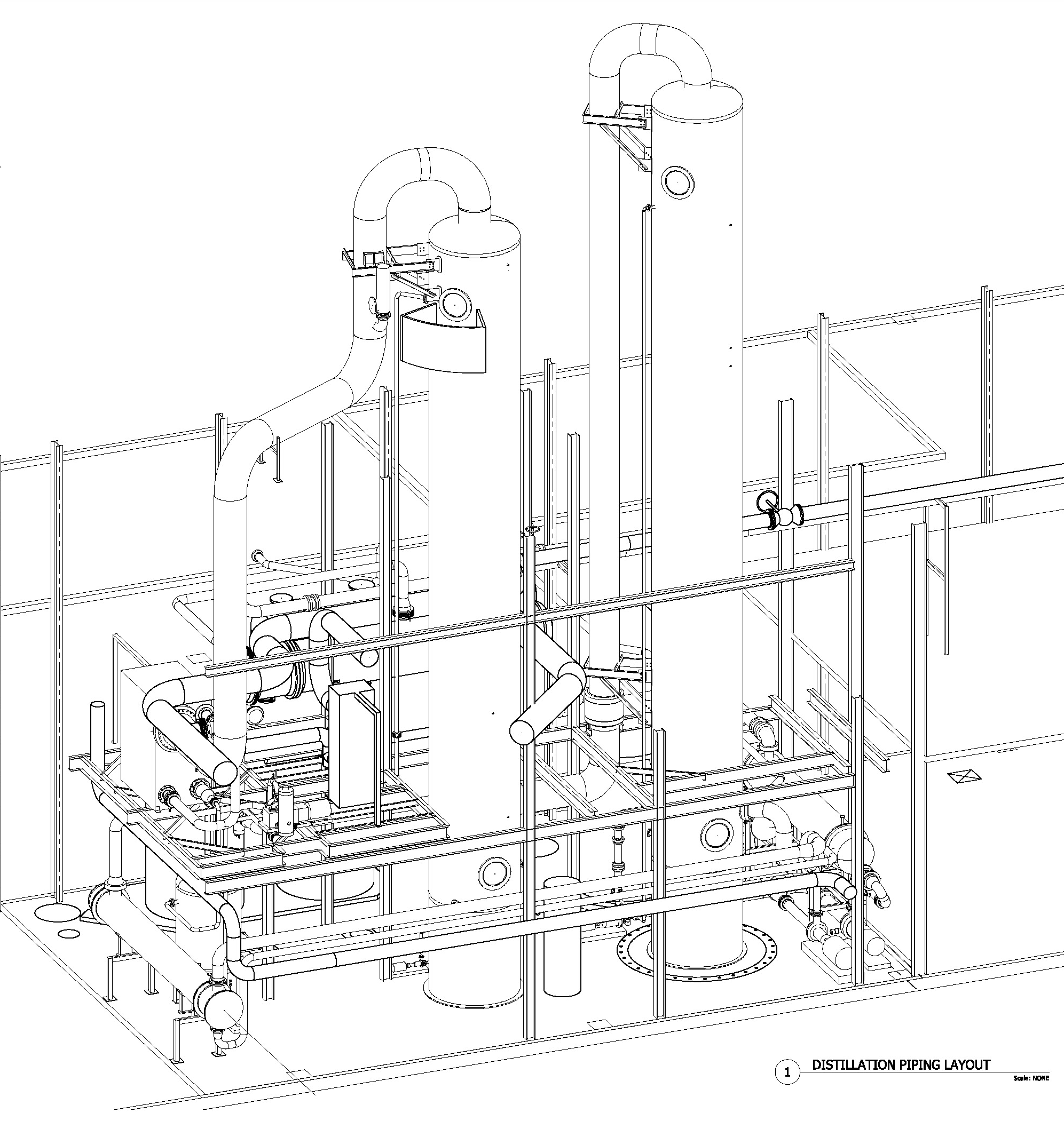 Cellerate Bolt On Cellulosic Ethanol Plant Nelson Engineering Piping Layout Pictures Click To View Full Size
